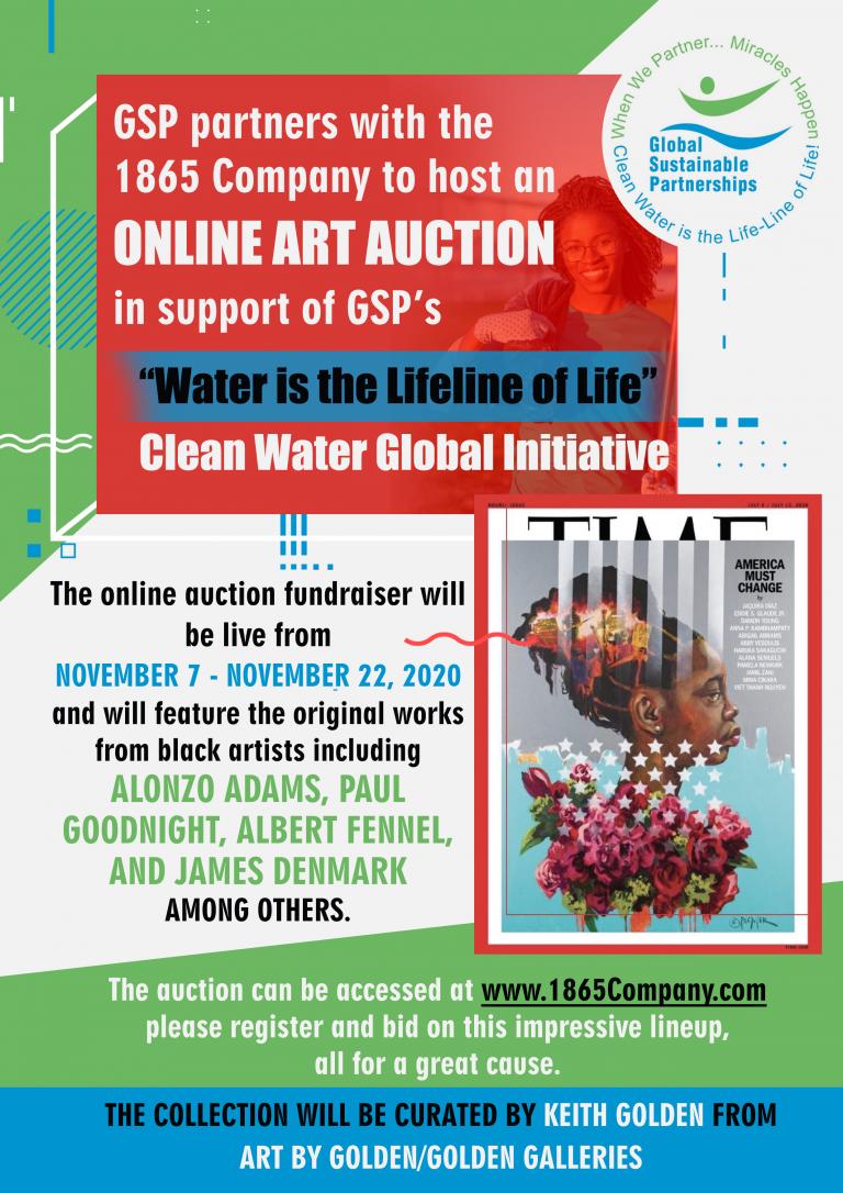 GSP Online Art Auction
